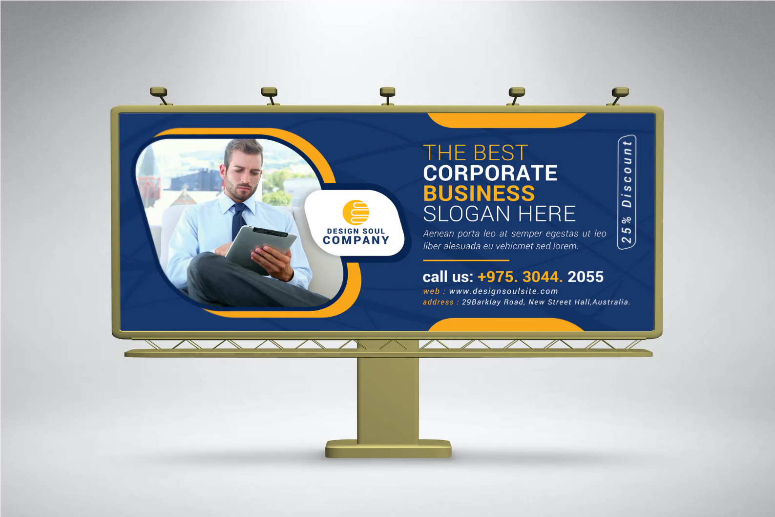 Screenshot 2021-06-16 at 06-05-24 Corporate Billboard by designsoul14 on Envato Elements